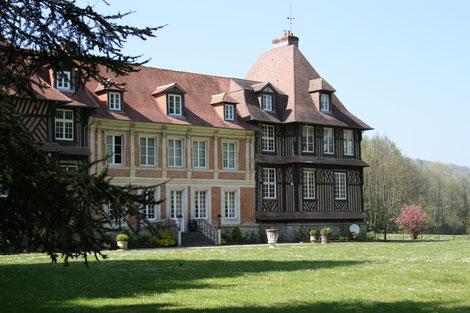 Château du Breuil, Normandiereisen, Genussreisen