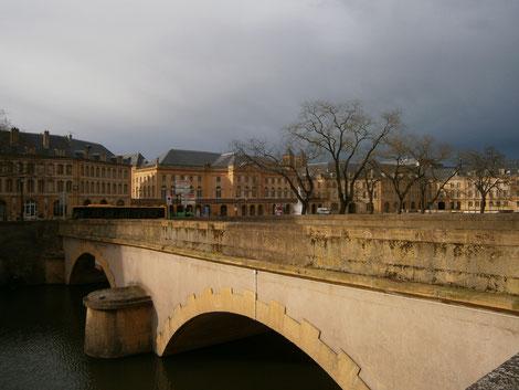 Altstadt Metz, Städtereisen Frankreich,