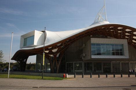 Frankreichreisen, Metz, Centre Pompidou