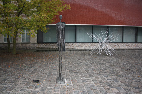 Matisse, Cambrai, Frankreichreisen