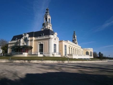 Lieblingsorte in Europa, Casino Royale, Spielcasino Frankreich, Frankreichreise, Gruppenreise, französisches Baskenland, Pyrenäen,