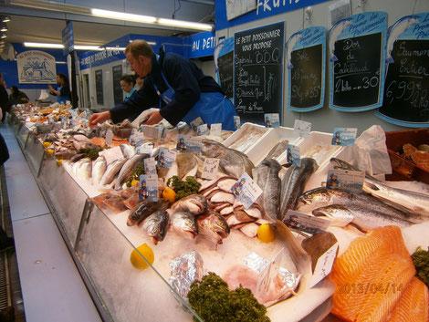 fangfrischer Fisch, Nordfrankreich, Nord-Pas-de-Calais, Lille, Roubaix, savoir-vivre, französische Küche, Stadtrundgang Lille, Museen Nordfrankreich, stilvoll reisen,