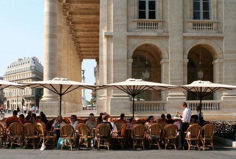 Bordeaux, Grand Théatre, Reiseziel 2015, französische Atlantikküste