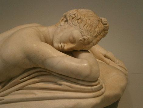Hermaphrodite Lens, Louvre Lens,
