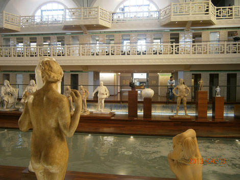 Museen Nordfrankreich, Lille, Roubaix, Frankreichreisen, Gruppenreisen, LaM, Louvre Lens, La Piscine,