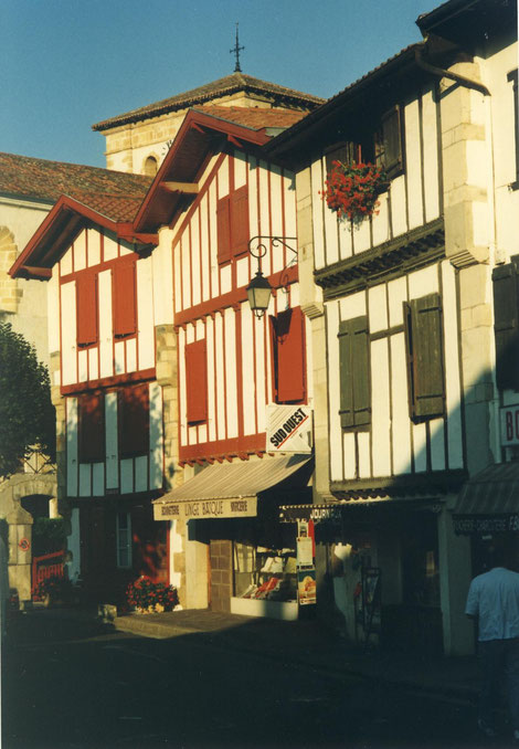 Baskenland, Reise Aquitanien, Frankreichreise, Pyrenäen