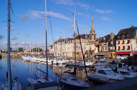 Honfleur, Frankreichreisen, Kulturreisen