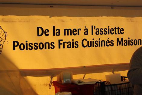 Meeresfrüchte, Frankreichreisen, Normandie, Flussfahrt