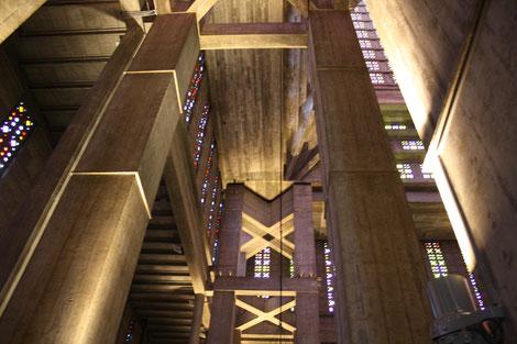 Kirche aus Beton, Betonstadt Le Havre, UNESCO