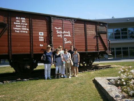 Besuch im Freilichtmuseum Kommern, Foto: Christa Gölden
