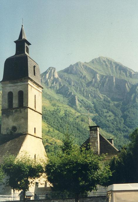 Baskenland, Pyrenäenreise, Frankreichreise