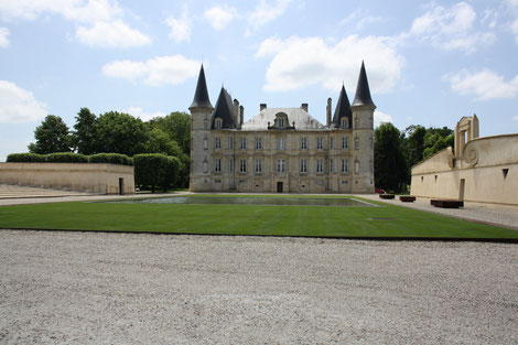 Médoc, Frankreichreisen, Bordeaux und Umgebung