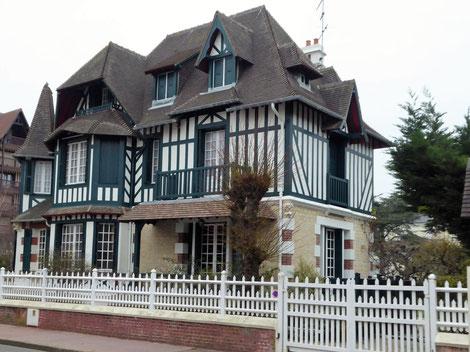 Architektur Deauville, Kulturreisen Frankreich
