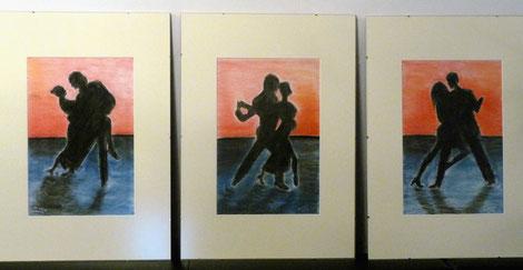 Tango (2) je 50x70
