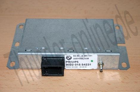 GPS Verstärker für ein MK2-System