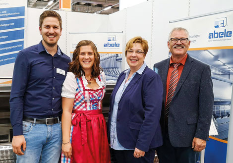 The team of the Abele Stegmaier GmbH