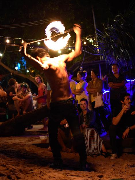 Bangkok, Thailand,  Fotografie, Photography, Reise, Russelsheim am Main, Rüsselsheim, Hessen, Fotograf, Tagesbuch, Asien, Feuer, Full Moon Party,