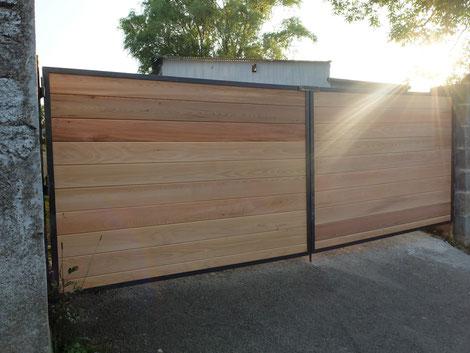 portail extérieur aménagement extérieur parc et jardin entrépreneur
