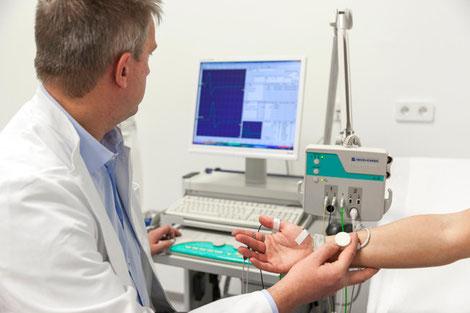 neurologen-dortmund.de Praxis NLG