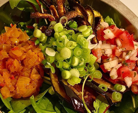 makali salat keto_rezepte travel keto