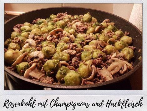 hack rosenkohl champignons keto kai travel keto