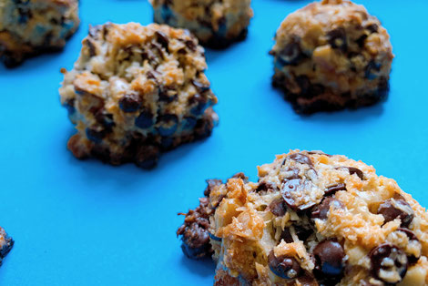 Keto Monster Cookies von Keto Ratgeber