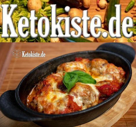 hackbällchen tomatensoße travel keto