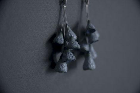handmade porcelain jewelry silver
