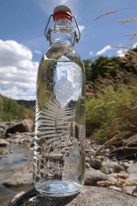 plastikfreie Trinkflaschen