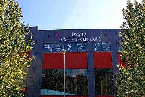 Escuela de Artes Escénicas Mataró