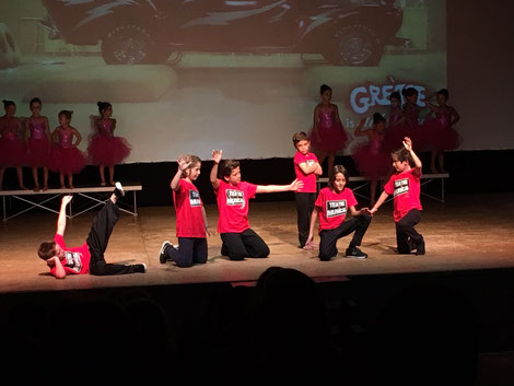 Grease Lightning 2016