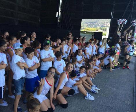 Global Water Dances - Isla Fantasía 20 de junio 2015