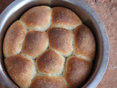 Sconsi - Brötchen frisch aus dem neuen Ofen