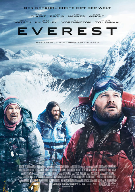 Everest Film - Universal - kulturmaterial - Filmplakat