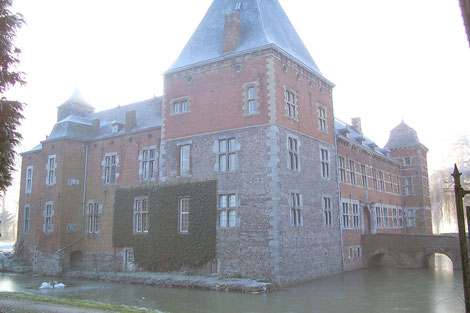 Le château d'Otrange
