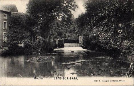 Moulin à Lens-sur-Geer
