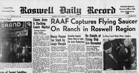 Roswell Daily Record - Tuesday 8 July 1947