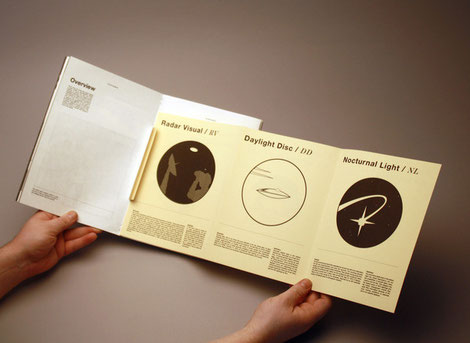 UFO Handbook (Re - Design)