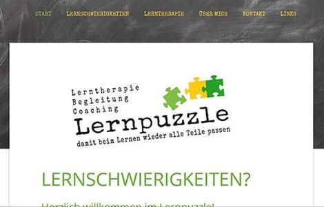 Lerntherapie Lernpuzzle, Uetendorf