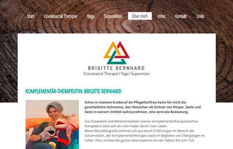 Craniosacral, Yoga und Supervision, Brigitte Bernhard, Bern