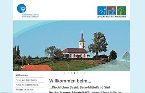 Kirchlicher Bezirk Bern-Mittelland Süd
