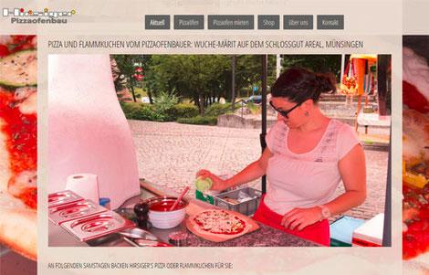 Pizzaofenbauer Münsingen