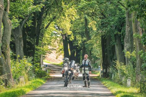 DANE Reykholt & Brondby 2 Motorradanzug - Der Allrounder für jede Motorrad Reise