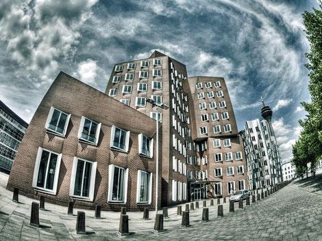 Gehry postcard