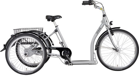 Dreirad für Erwachsene Pfau Tec Robusto Standard
