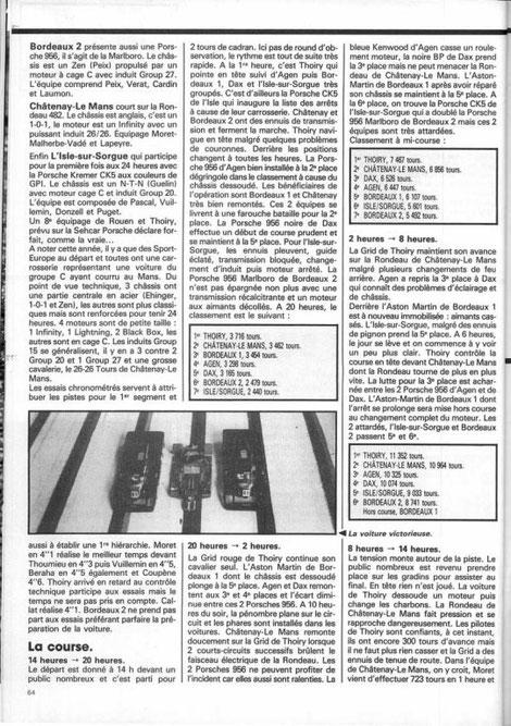 Auto RCM article de François Callat