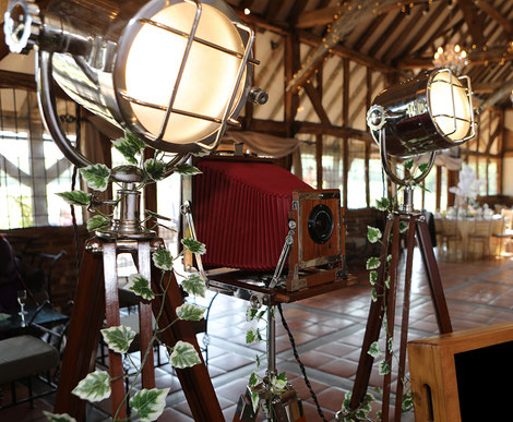 Vintage Photo Booth Hire - Cabtastic Photo Booths