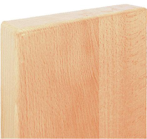 Holztreppen aus Buche, Buchenholztreppe, Treppe Buchenholz (gedämpft)