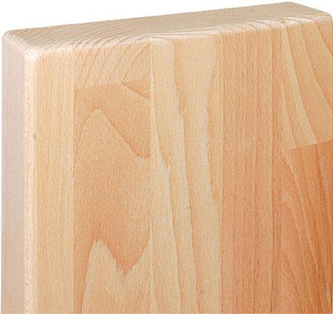 Holztreppen aus Buche, Buchenholztreppe, Treppe Buchenholz (akzent)