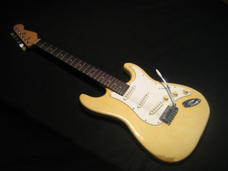 strat creme surfpunk blues neu aging guitar gitarre gitarrenbau david bergmann